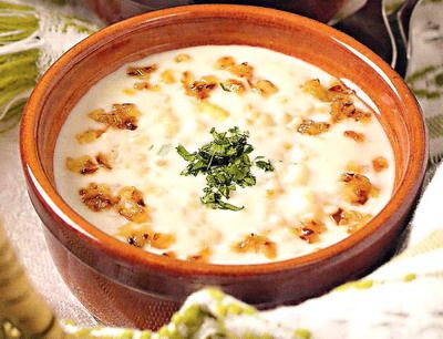 вкусный рецепт с фото супа из мацуна спаса