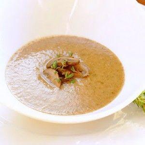Суп пюре в микроволновке