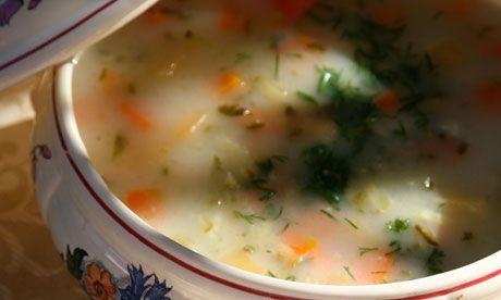 фляки, суп по-польски