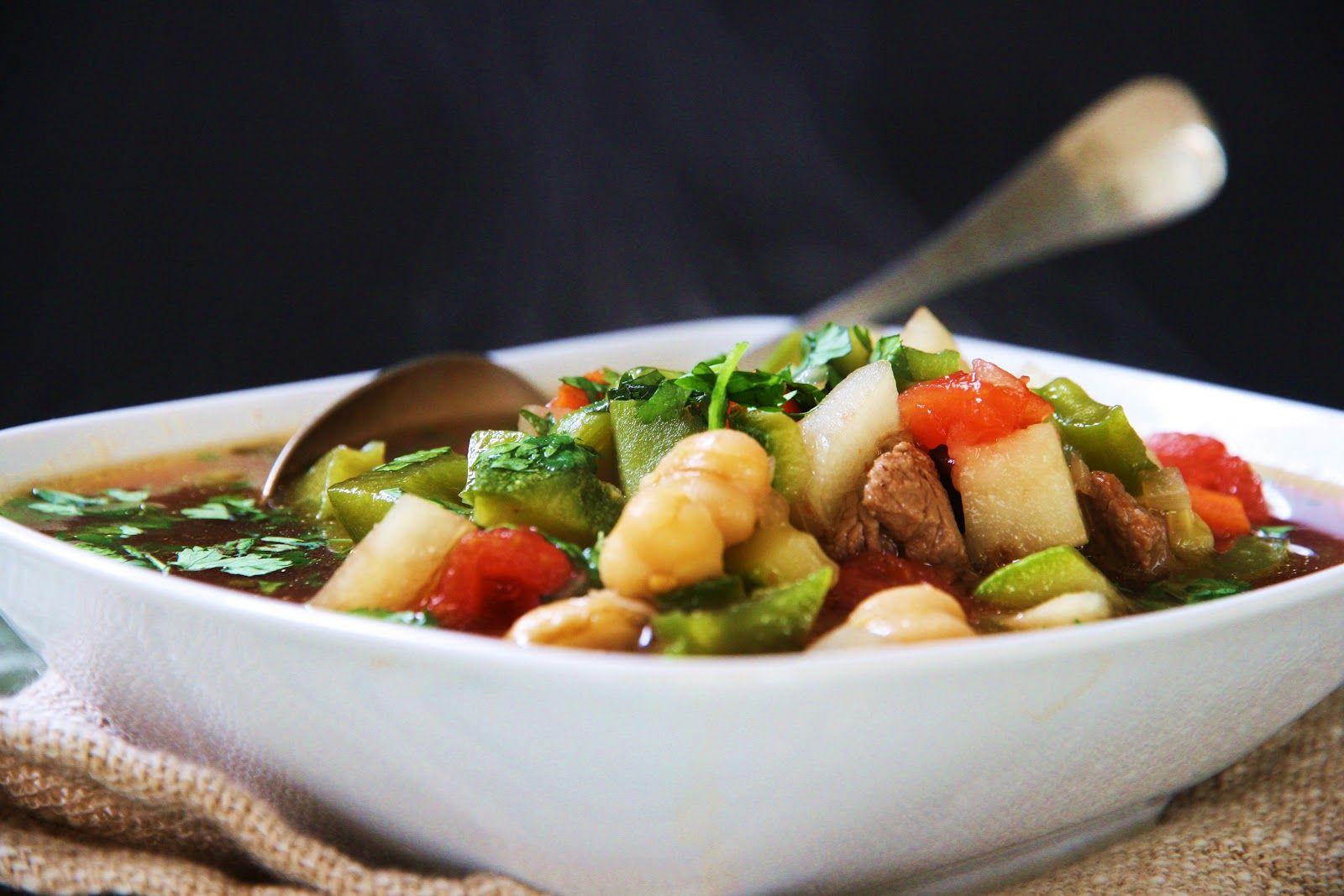рецепт супа харчо из баранины шурпа