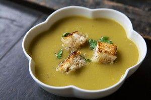 Быстрый гороховый суп