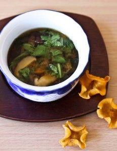 Мисо - суп быстрого приготовления