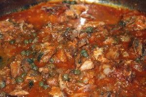 Рыбный суп из консервов в томате или суп из консервов кильки