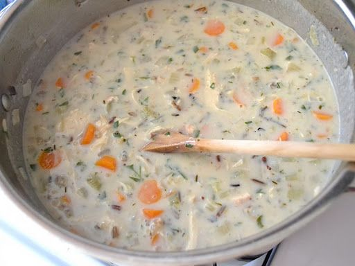 Как приготовить перетертый овощной суп