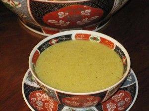 Суп с манной крупой