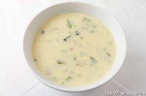 Суп из лисичек финский