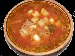 рецептура крестьянского супа