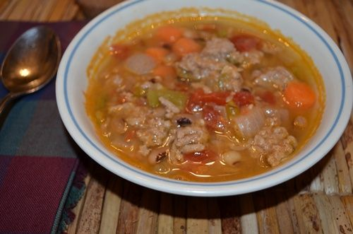 Суп с куриной грудинкой рецепт у