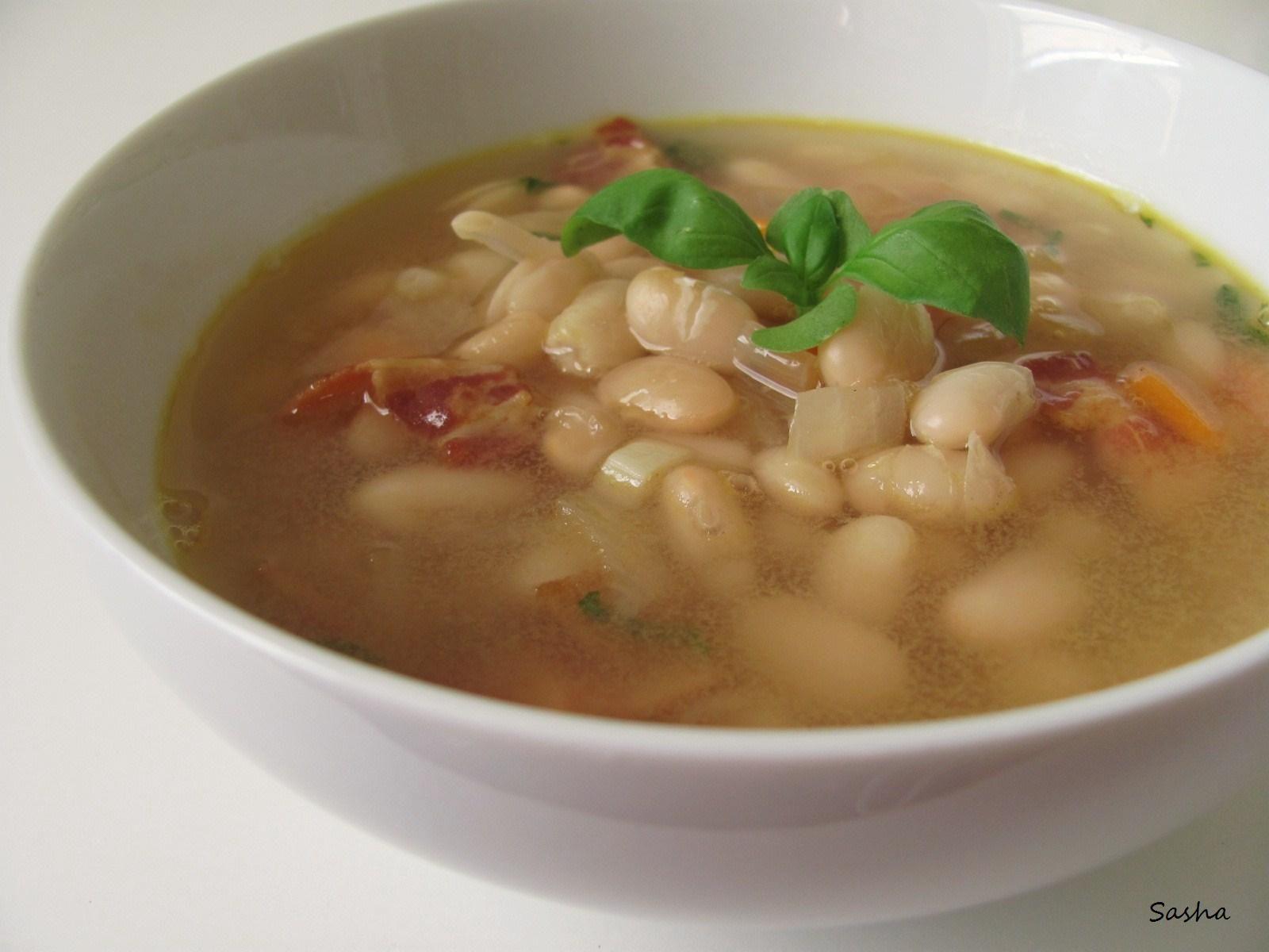 Суп из говяжьего хвоста рецепты