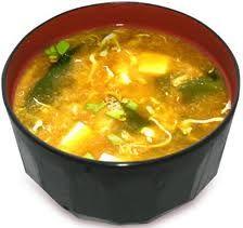 Кимчи суп с яйцом
