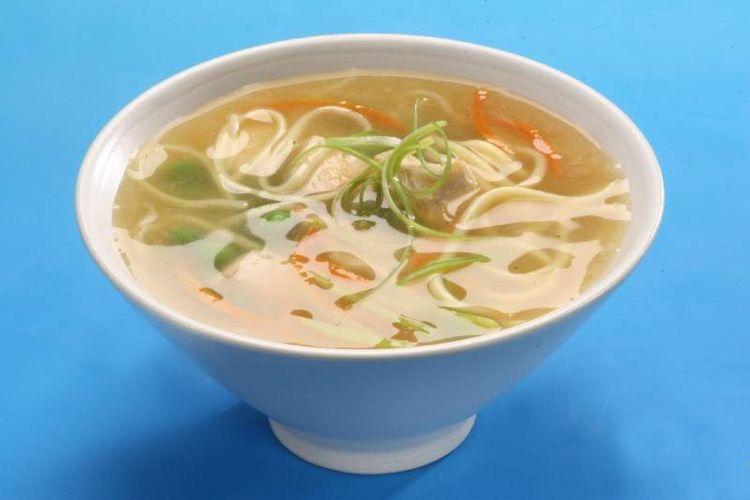 Рецепт супа из вермишели с курицей