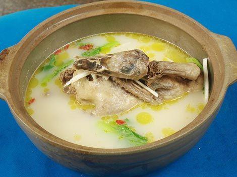 как приготовить суп с утки