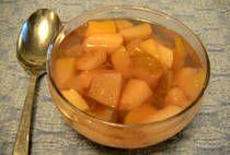 Фруктовый суп из сухофруктов