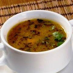 Рецепт супа из опят фото