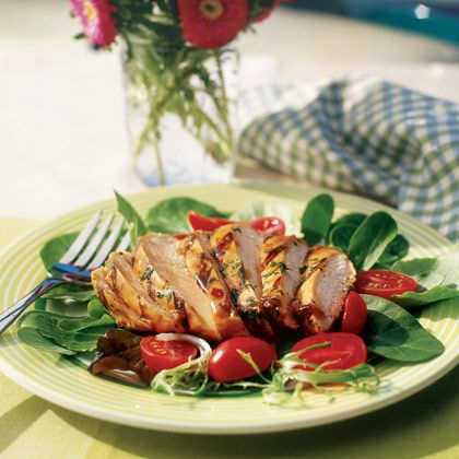 Салат итальянский с мясом