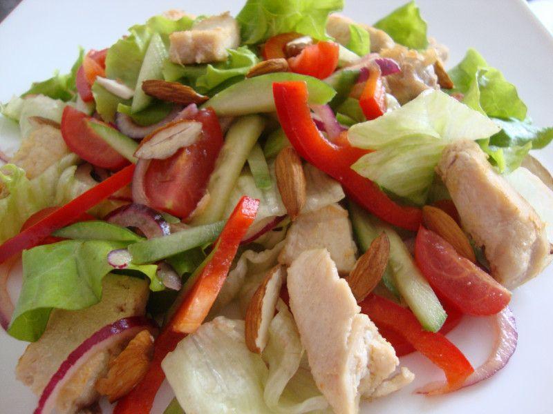 рецепты китайских салатов с фунчозой