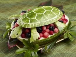 Рецепт салата «черепаха»
