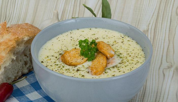 Нежные и сытные супы со сливками