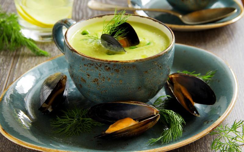 Авокадо и суп - странное сочетание? Рушим стереотипы