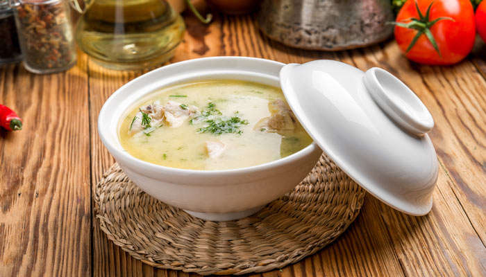 Слизистые супы, ничего кроме пользы
