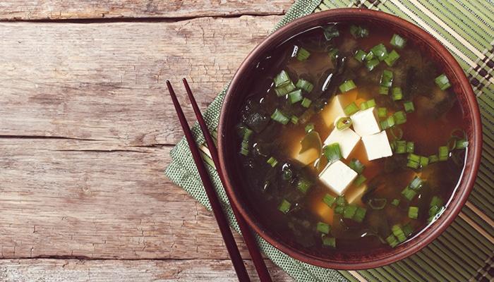 Мисо-суп – суп самураев, императоров, президентов, королей и простых людей!