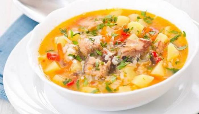 Любимые рецепты: суп из рыбных консервов