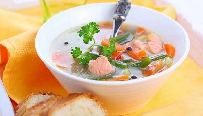 Суп из горбуши — вкуснейший способ похудеть