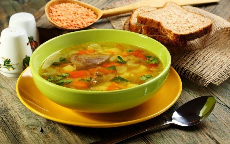 Польский суп - от простого до самого сложного.