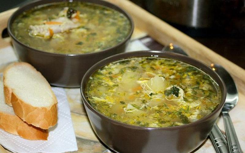 Суп в микроволновке, оригинальный способ приготовления любимых блюд