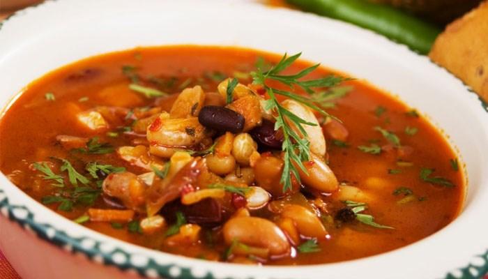 Рецепт традиционного крестьянского супа