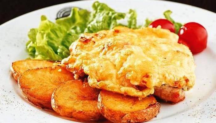 Отбивные в сыре и яйце рецепт с фото пошагово