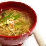 Корейский суп из свинины