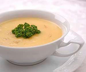 Суп пюре из кролика