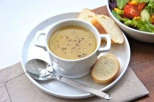 суп из курицы или как быстро приготовить суп пюре
