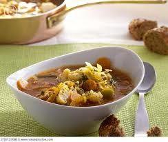 Суп для быстрого похудения