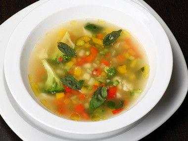 Капустный суп для похудения (рецепт).