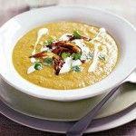 Суп со специями и луком