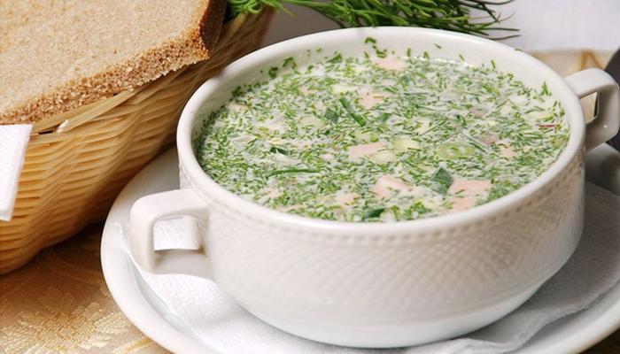 Холодные супы - ложка прохлады в жару