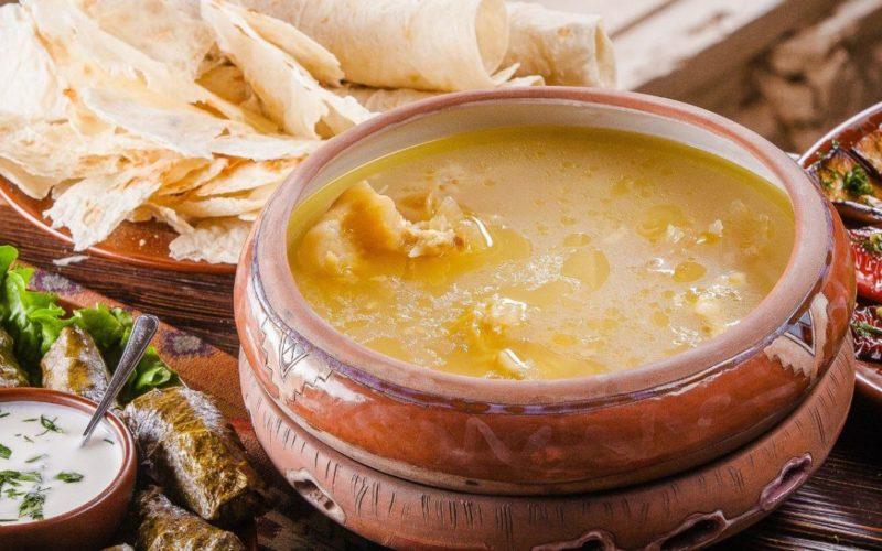 как приготовить суп армянские