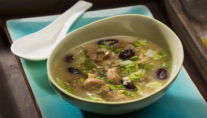 Суп из вешенок - универсальный диетический продукт