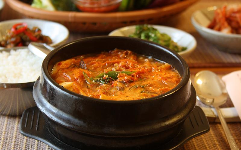 Корейский суп - рискнем приготовить?
