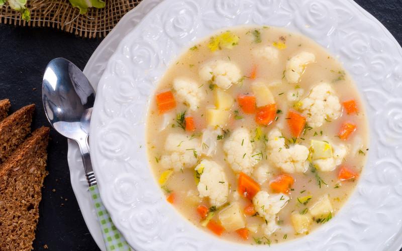 Легкость и калорийность овсяных супов