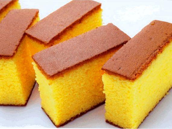 Бисквит рецепт с фото пошагово