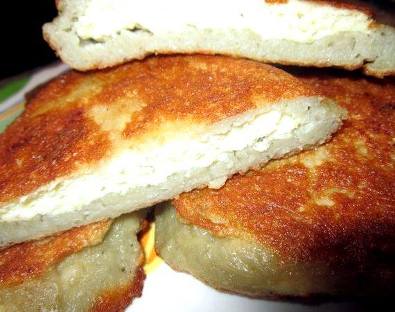 Драники картофельные с фаршем рецепт