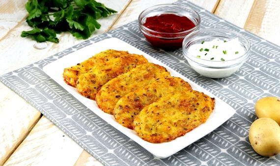 Драники в духовке рецепт из картошки