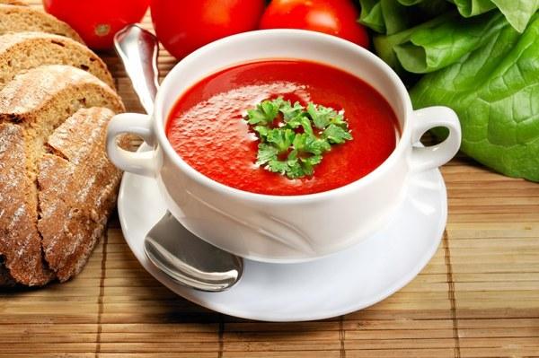 Гаспачо — рецепт холодного супа из Испании
