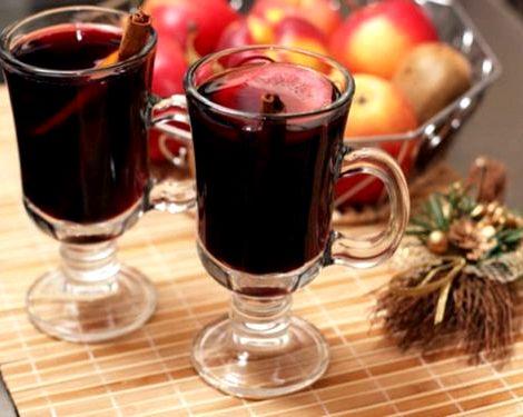Глинтвейн безалкогольный рецепт в домашних условиях Перец черный