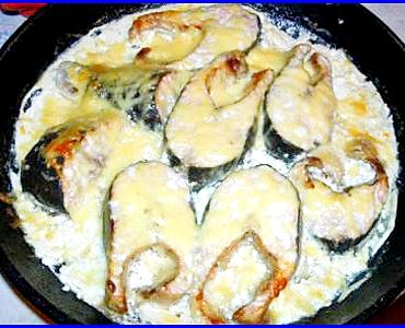 Горбуша на сковороде рецепт с фото Чтобы горбуша при жарке получилась