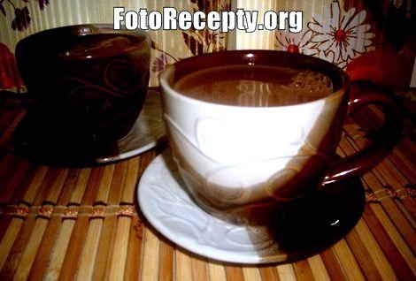Горячий шоколад рецепт в домашних условиях Делать это медленно