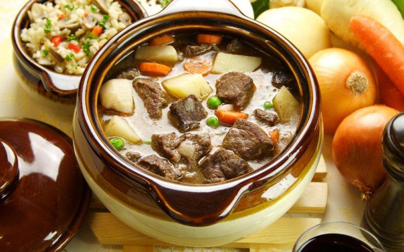 Любите мясо? Учитесь готовить немецкие супы